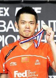 4. Lin Dan (badminton)