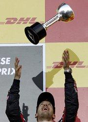3.Sebastian Vettel.