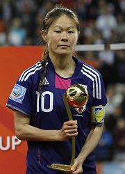 5. Homare Sawa.