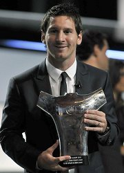 6. Lionel Andrs Messi.