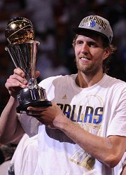 7. Dirk Nowitzki.