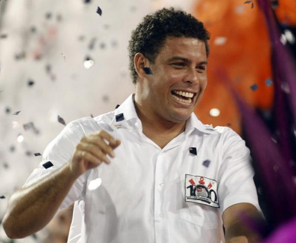 Ronaldo retires from soccer