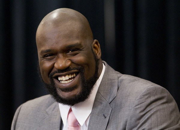 NBA legendary center Shaquille O'Neal announces his retirement