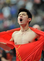 3. Zhang Jike (table tennis)