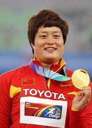 6. Li Yanfeng (athletics)