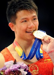 9. Chen Yibing (gymnastics)
