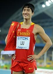 10. Liu Xiang (athletics)