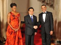 President Hu on state visit to U.S.
