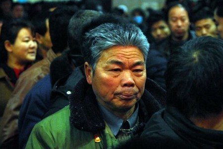 Train ticket purchase peak coming in Tianjin due to Spring Festival rush