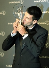 Novak DjokovicBest Sportsman of the Year