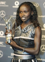 Vivian CheruiyotBest Sportswoman of the Year