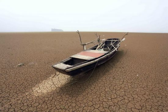 Severe drought hits China (2011.4)