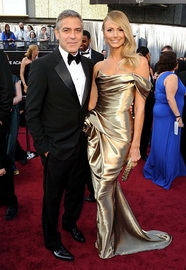 George Clooney and Keibler