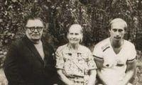 Putin and his parents