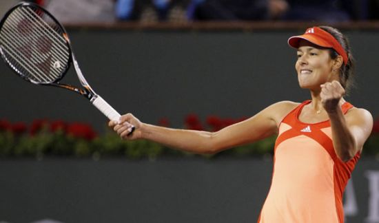 Wozniacki exits, Azarenka and Sharapova advance