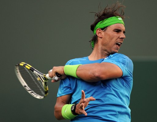 Federer, Nadal advance at Indian Wells