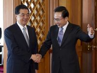 Chinese, South Korean presidents meet on ties, other issues