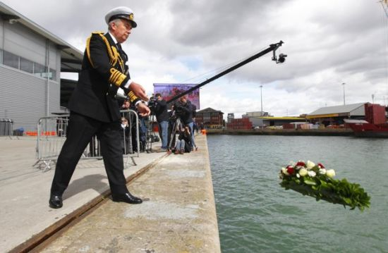Southampton marks Titanic anniversary
