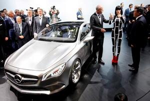 Mercedes-Benz Beijing Auto Show