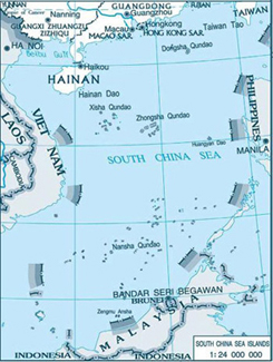 Basic facts on China's sovereignty over Huangyan Island