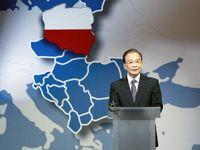 Wen addresses China-Central andEastern Europe Business Forum