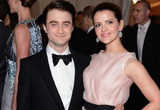 Daniel Radcliffe at Met Ball 2012