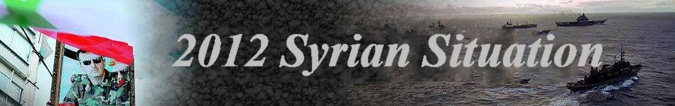 ${2012 Syrian Situation}