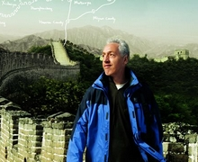 An Englishman's Lasting Bond with the Great Wall