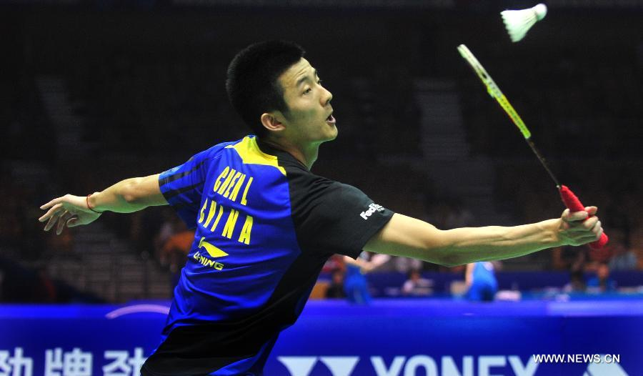 China beats Malaysia 3-0 to advance to Thomas Cup semifinal