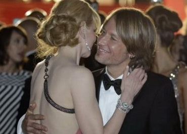 Nicole Kidman praises her red carpet marriage