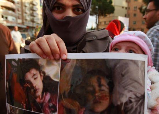 Dozens of children killed in new Syria attack