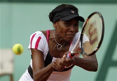Venus still learning to cope with illness