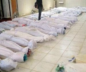116 dead in Syria's Houla massacre