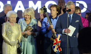 The Prince of Wales pays moving tribute to his Mummy