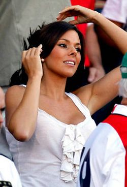 Toni Poole: John Terry's wife