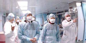 2003:Mainland supplies help HK's SARS fight