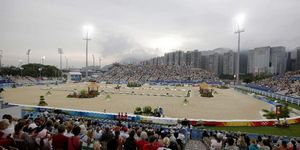 2008: Olympic equestrian events come to Hong Kong