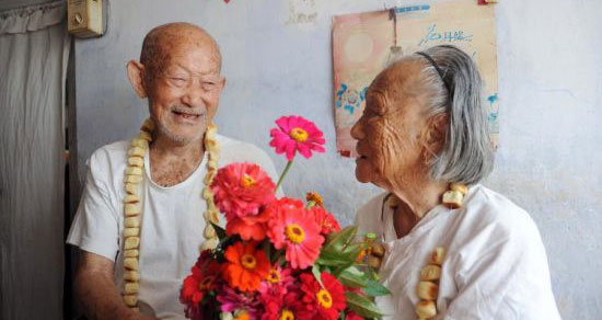The couple to greet their 83rd Qixi Festival