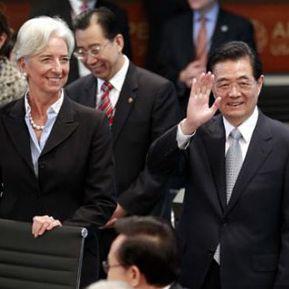 President Hu attended APEC summit in 2011