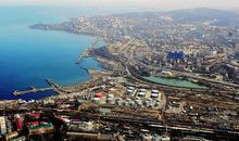 Russia's Far Eastern port city of Vladivostok