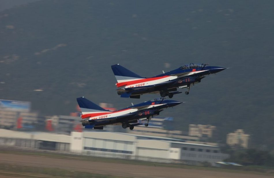 August 1st Aerobatic Team