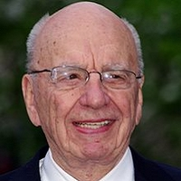 Rupert Murdoch (1931 - )