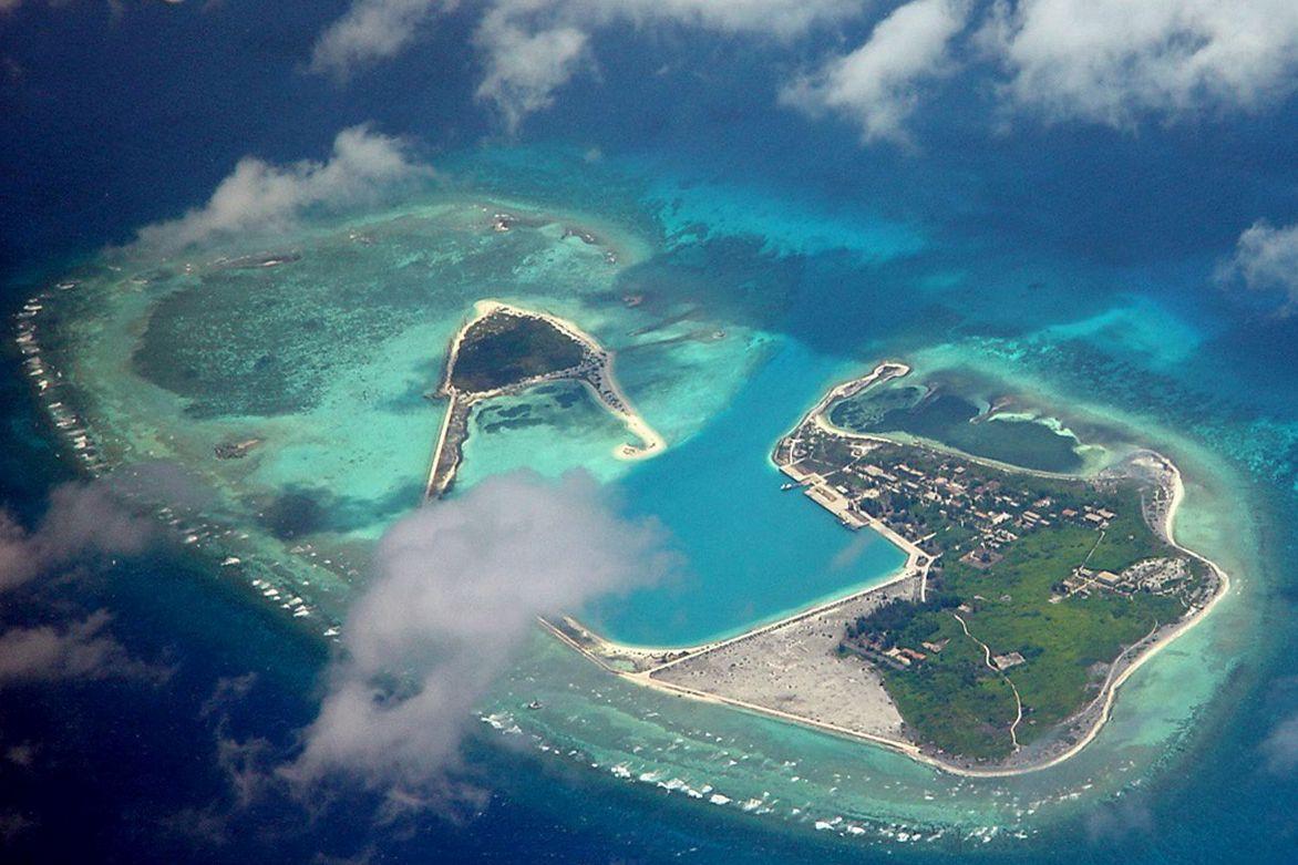 South China Sea, China, Vietnam