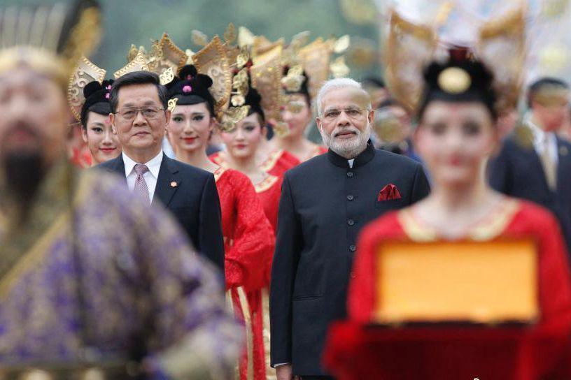Xi's hometown warmly welcomes Modi