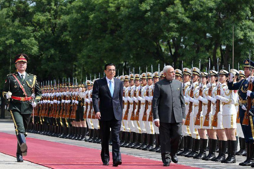 Premier Li says talks with Modi 'meet expectations'