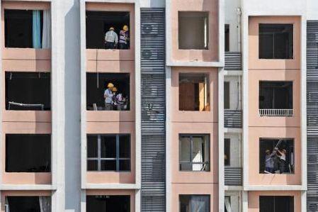 Tianjin details compensation for blast-hit apartments