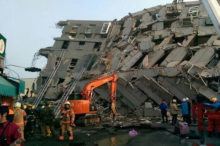 Mainland offers Taiwan quake help
